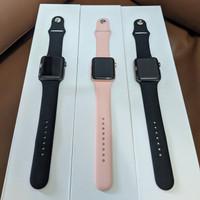 Apple watch series 3 42mm Second Jakarta Gojek s3 applewatch iwatch