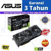 ASUS TUF Gaming OC Nvidia GeForce RTX 3060 RTX3060 12GB 12 GB