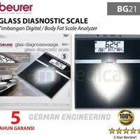 Timbangan Badan Digital / Body Fat Scale Analyzer - Beurer Bg-21