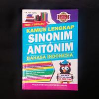 Kamus Lengkap SINONIM ANTONIM Bahasa Indonesia