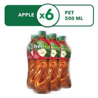 Frestea Apple - Botol 500mL x 6pcs