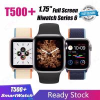 t500+ plus smart watch original apple watch iwo hiwatch 6 full screen