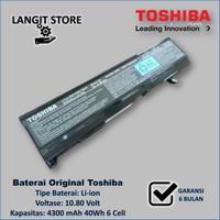 Batre/Baterai Laptop Toshiba A80 A85 A100 A105 A130 A135 M100 M45