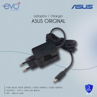 ADAPTOR CHARGER ASUS ORIGINAL 19V 1.75A MICRO USB X205 X205TA E202S