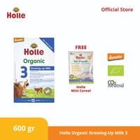 Holle Organic Infant Growing-up Formula 3