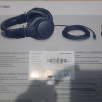 Audio Technica ATH M20x Headphone profesional Monitoring record