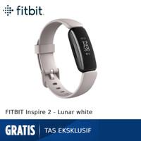 Fitbit Inspire 2 [FB418BKWT-FRCJK] - Lunar white