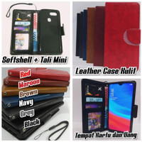 case flip cover kulit case dompet samsung S6 edge