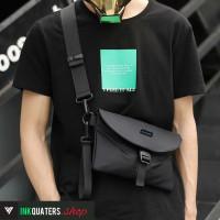tas selempang waterproof shoulder bag PUSHOP   elegant berkualitas