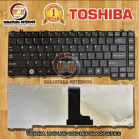 Keyboard Laptop Toshiba Satellite L600 L630 L640 C600 C640 L740 Black