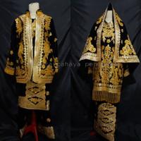 pakaian adat daerah sumatera barat baju koto gadang dewasa