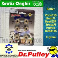 Roller 1814 VARIO110 VARIO-FI BEAT-FI SPACY-FI DR PULLEY 7gr sd 15gr - 8gr, honda