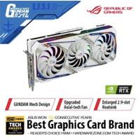 ASUS ROG STRIX GAMING RTX 3080 OC GUNDAM EDITION 10GB GDDR6X