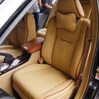 Sarung Jok Mobil TOYOTA RUSH Bahan MYO LEATHER Otomotifku Murah ORI