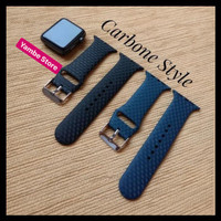Special Price Strap Iwatch Case Bumper Set Carbone Style Apple Watch