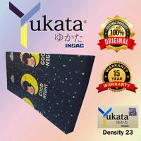 Kasur busa Inoac Yukata 90 x 200 x 10 cm density 23