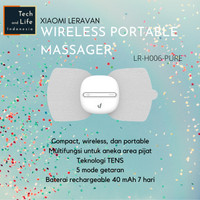 Xiaomi LF Magic Touch Alat Pijat Elektrik Wireless Portable
