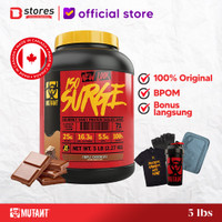 Mutant Iso Surge 5lb Whey Protein Isolate Bstores