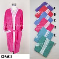 Kimono Mandi Kimono Handuk Kimono Renang Baju Handuk Wanita Dewasa 789