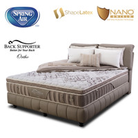 Spring Bed Spring Air Back Supporter Ortho 180x200cm