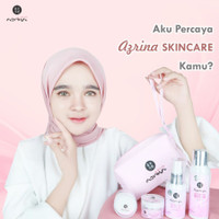 Paket Whitening & Acne Azrina Beauty