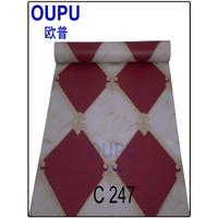 [MURAH] Jual wallpaper dinding motif merah