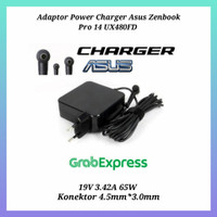 Adaptor Power Charger Asus Zenbook Pro 14 UX480FD 19V 3.42A 65W