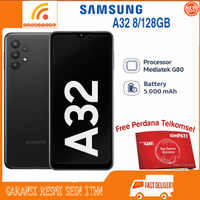 Samsung Galaxy A32 Ram 8/128GB Garansi Resmi SEIN - Putih