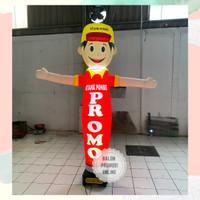 Balon Sky Dancer   Balon Panggil panggil   Balon Goyang Murah