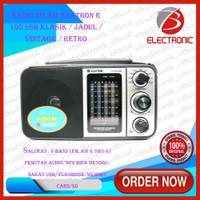 Radio Asatron R-105 USB 8 Band / Speaker Asatron Mp3