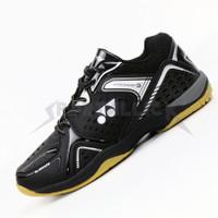 Sepatu Badminton Yonex Aero Comfort 3 Black Silver