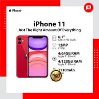 iPhone 11 64GB - Garansi iBox Indonesia
