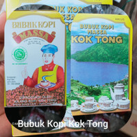 Bubuk Kopi Massa Kok Tong / Kopi Siantar