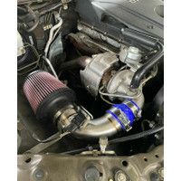 Aksesoris Intake Pipe Open Filter pipe Rspeed Pajero Sport Dakar 16+