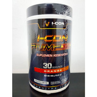 I-Con Pump Max 30 servings ICon I Con NO Xplode BSN C4 Cellucor Ripped