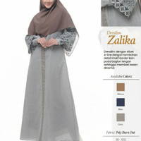 Rabbani Dresslim Zalika Gamis Baju Muslim Wanita Dewasa