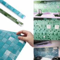 Wallpaper Dinding Sticker DAPUR & KAMAR MANDI
