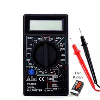 MULTIMETER AVOMETER MULTITESTER DIGITAL DT-830B DT830B