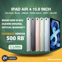 iPad Air 4 th Gen 2020 256GB 256 Wifi Cellular Cell Resmi / IBOX / TAM - Inter 256 Wifi, Grey
