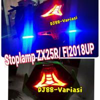 Stoplamp 3in1 ninja 250 fi 2018 lampu rem belakang JPA ninja 250 fi 20
