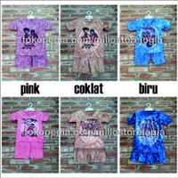 Baju Anak Setelan Jogja Motif Batik