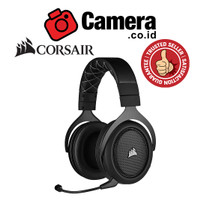 Corsair HS70 PRO Wireless Gaming Headset (Carbon) - Headset Gaming