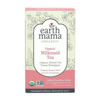 Earth Mama Organic Milkmaid Tea 16 Tea Bags