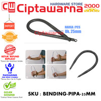 Bending Pipa 25mm Alat Penekuk Pipa Listrik Tekuk Pipa PVC Conduit