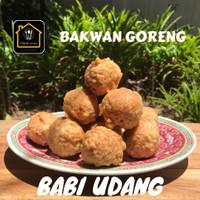 Bakwan Goreng Babi Udang (READY / FROZEN)