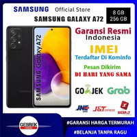 Samsung A72 256 GB - Garansi RESMI - Putih