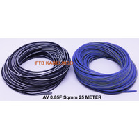 Automotive Cable Kabel Otomotif AV 0.85 Sqmm 25M ( AVS 0,85mm 0.85mm )