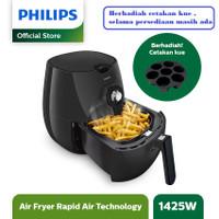 PHILIPS Air Fryer HD9218 HD 9218 Garansi Resmi Khusus Gojek/Grab