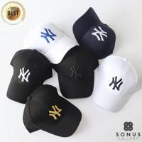 TOPI ANAK NY MLB KOREA BASEBALL IMPORT | HIGH QUALITY BORDIR NY4