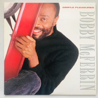Bobby McFerrin - Simple Pleasures - LP Vinyl Piringan Hitam PH
